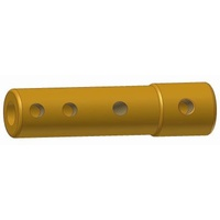 BRASS HOLDER FOR GRAY HANDLE (p/n:EB1137)