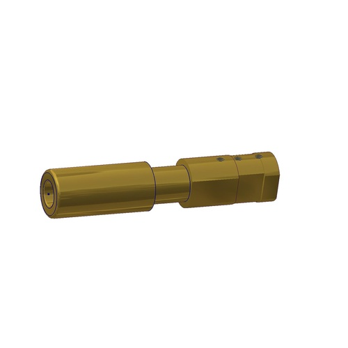 BRASS HOLDER SINGLE SIDED GUN EB24/26/36 (p/n:EB1146)