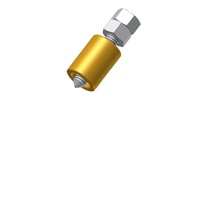 EARTH CLAMP BRASS (p/n:EB1105-1)